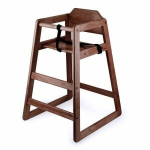 Wooden high chair near me.
