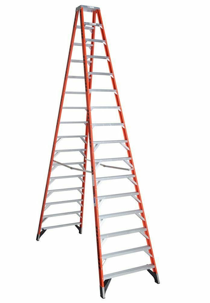 A frame ladder rental near me.