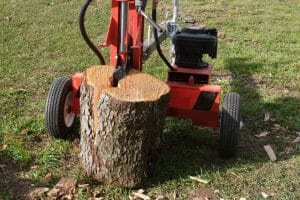 Log splitter rental near me.