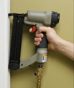 Framing nailer rental.