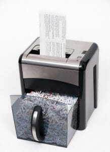 Audio Visual office supplies. Paper Shredder Rental.