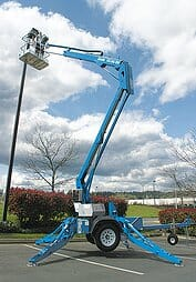 Scissor Lift rental