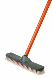 Concrete tool broom rental.