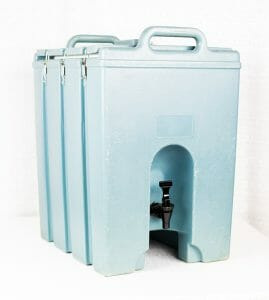 Beverage dispenser rental