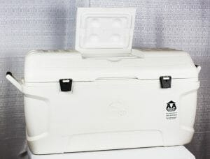 Long cooler rental