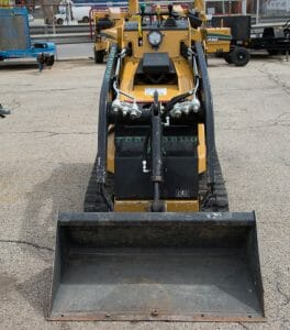 Mini skid steer rental near me