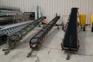 Conveyer belt rental Melrose Park