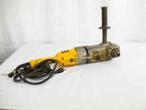 Electric grinder tool.