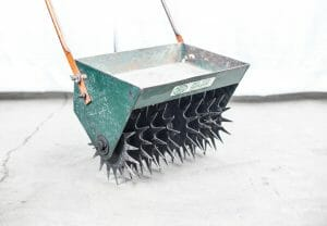 Manual aerator rental.