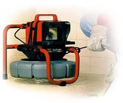 Sewer camera rental.